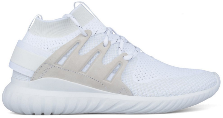adidas Tubular Nova Primeknit Triple White