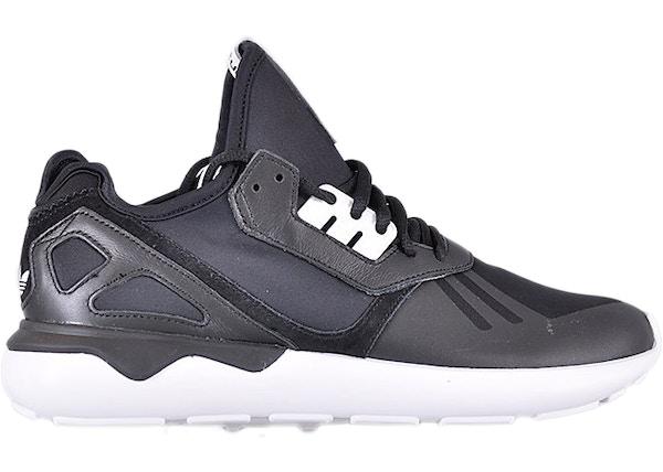 wholesale dealer 22657 f2320 adidas Tubular Runner Core Black White