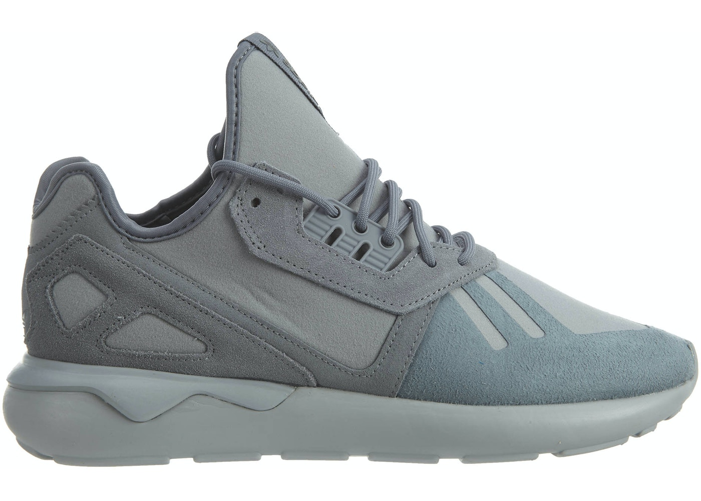 factory price d33b8 aefd8 adidas Tubular Runner Grey/Grey