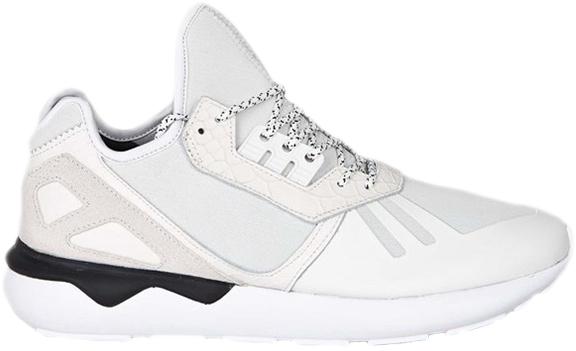 adidas tubular runner white