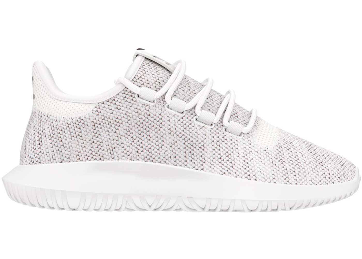 new style 06594 c58fe adidas Tubular Shadow Knit White