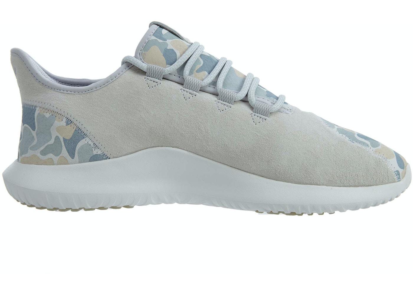 best website 35493 974f7 adidas Tubular Shadow White/Grey-White