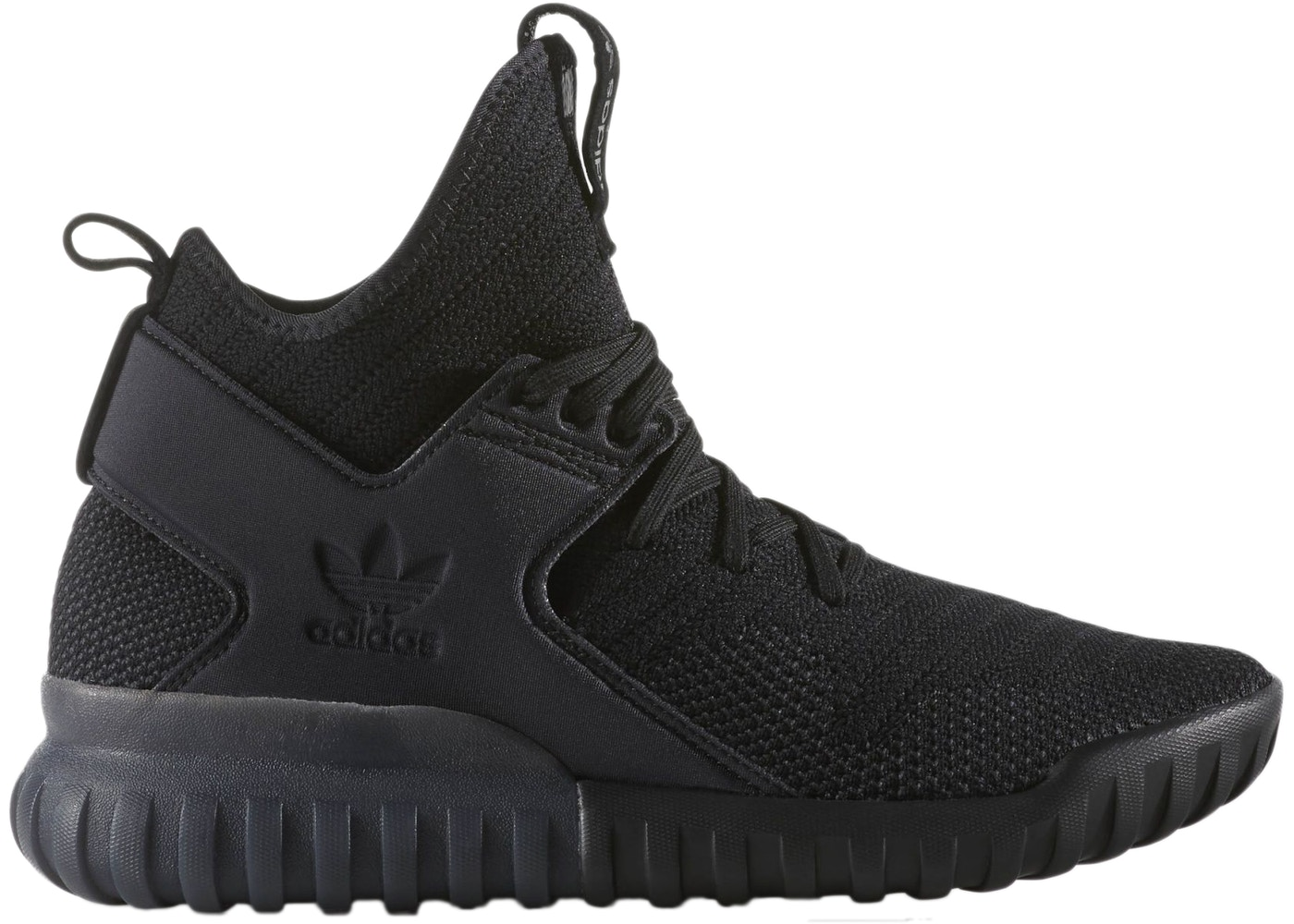 64a6a0b47e7 Sell. or Ask. Size --. View All Bids. adidas Tubular X Primeknit Core Black