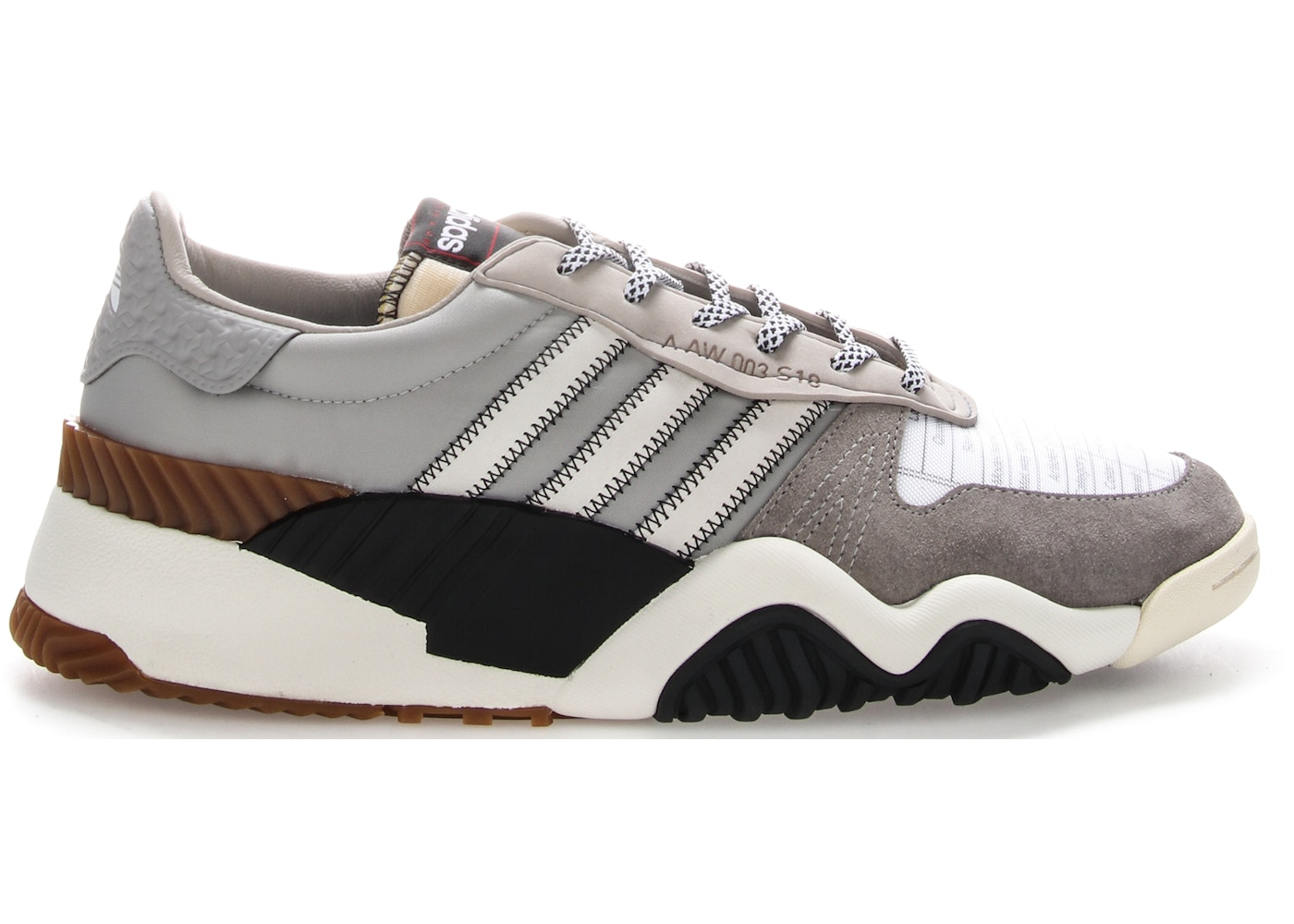 bfdda6bced550 adidas Turnout Trainer Alexander Wang Light Brown - B43589