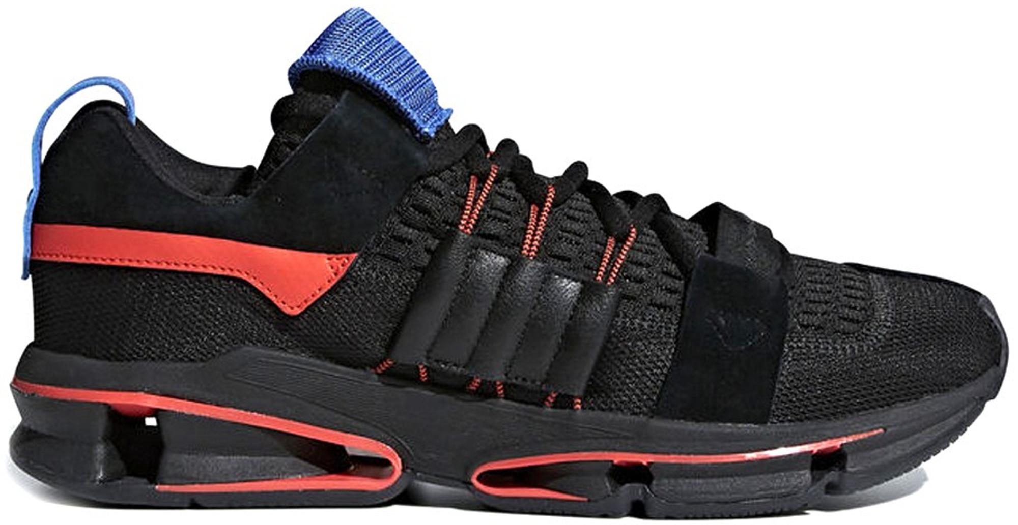 adidas Twinstrike Adv Black Blue Red
