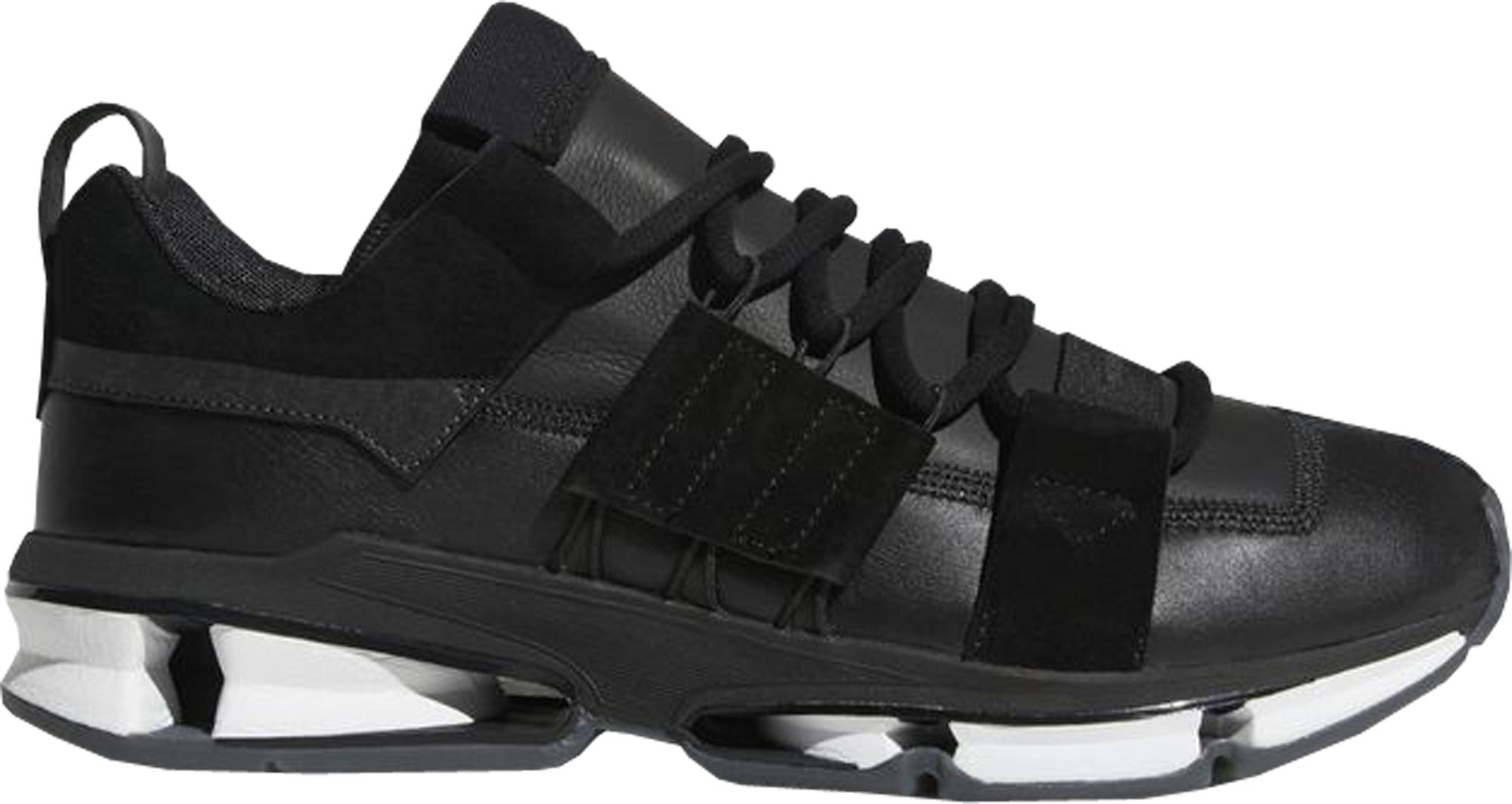adidas Twinstrike Adv Stretch Leather Black White