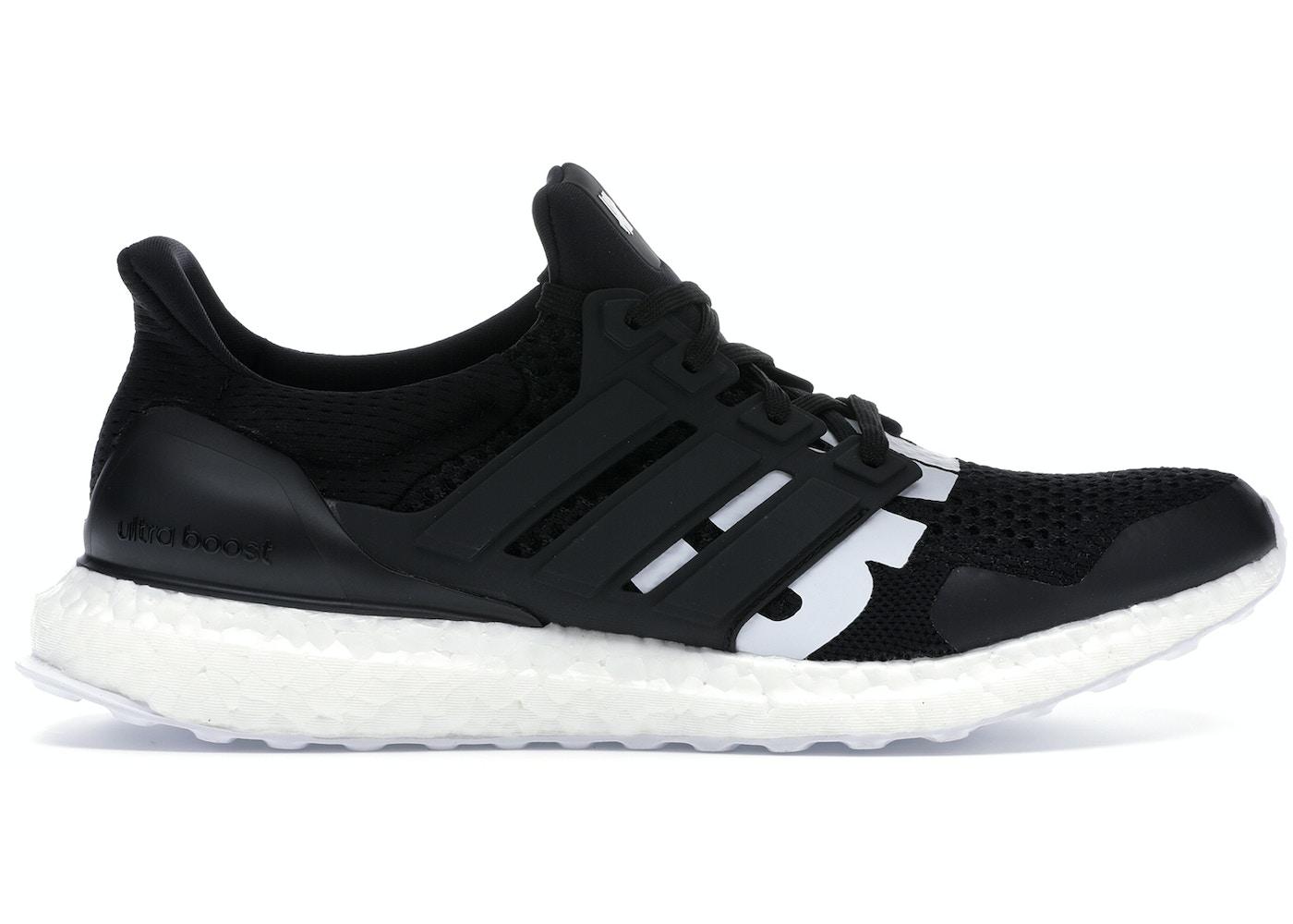 buy online e4777 2f343 adidas Ultra Boost 1.0 UNDFTD Black