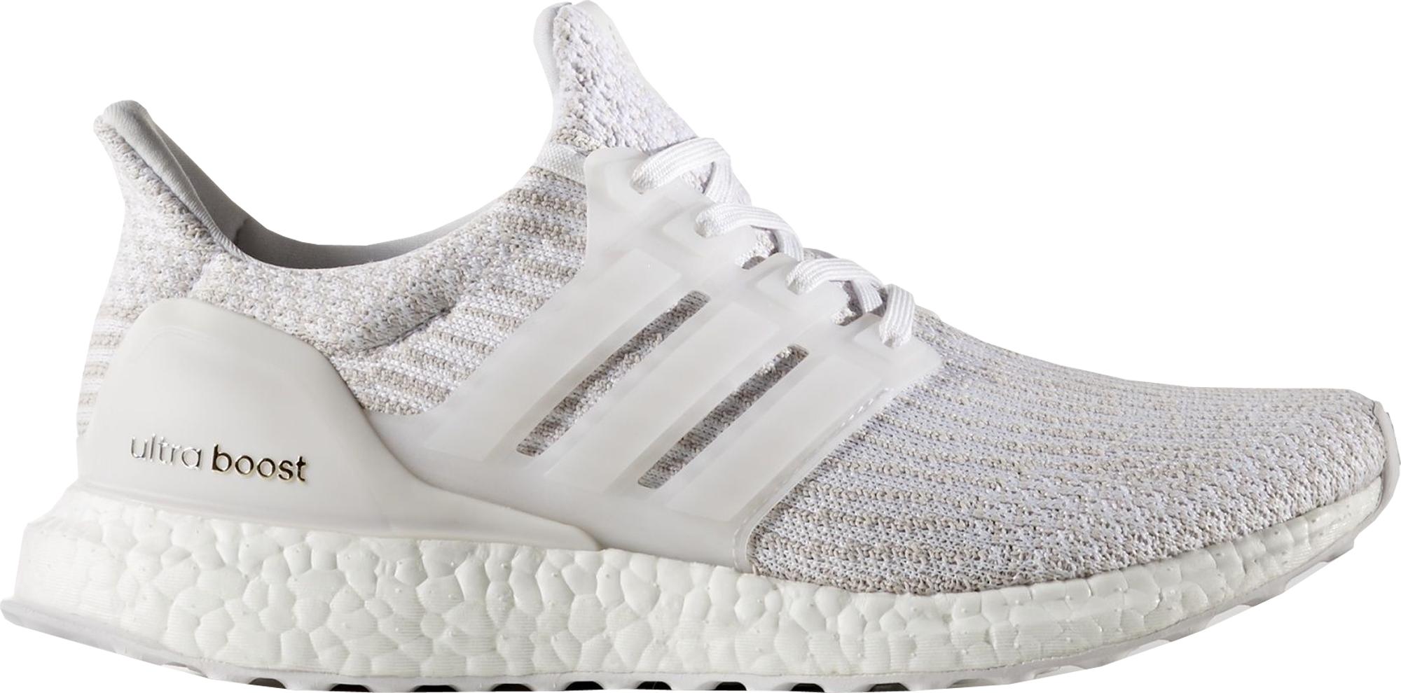 adidas Ultra Boost 3.0 White Pearl Grey