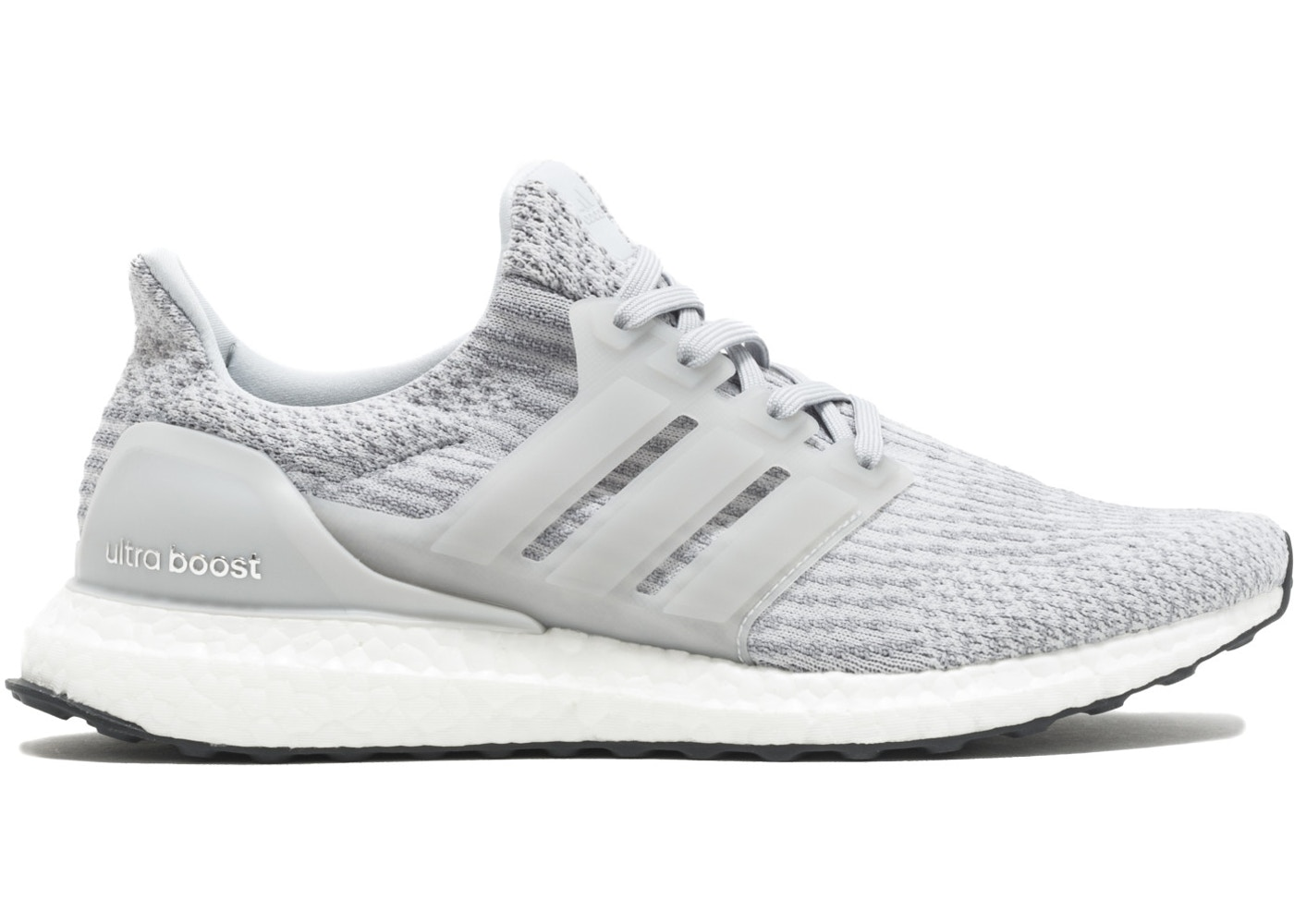 Sell. or Ask. Size  12. View All Bids. adidas Ultra Boost 3.0 Clear Grey a94204bd57a5