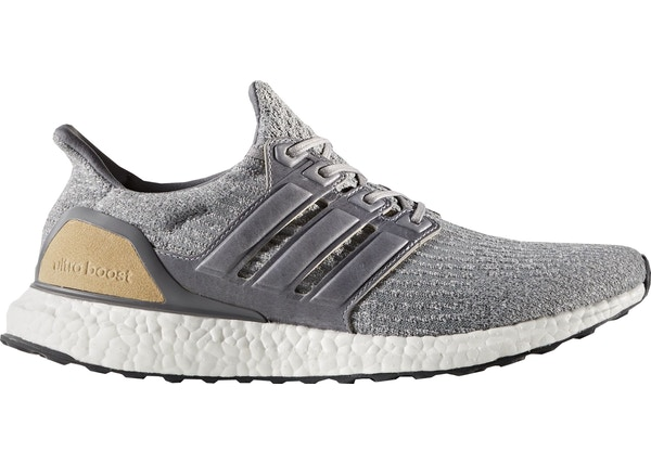 532bede7cecee lowest ask.  237 · adidas Ultra Boost 3.0 Grey Leather Cage