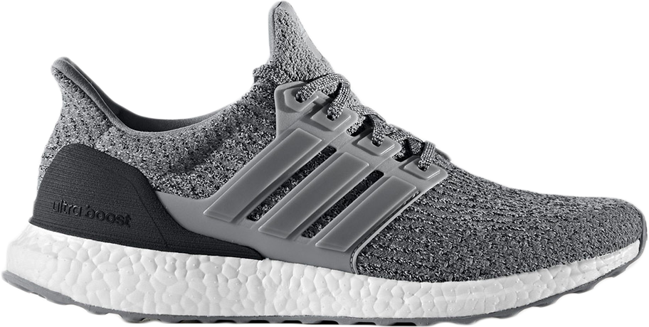 adidas Ultra Boost 3.0 Grey Three