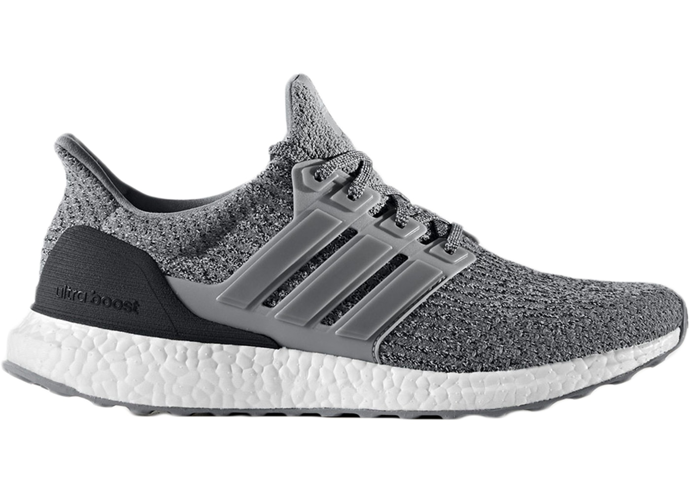 the latest cc664 1f35d adidas Ultra Boost 3.0 Grey Three