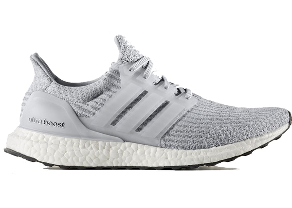 size 40 81314 ffaf2 adidas Ultra Boost 3.0 Clear Grey