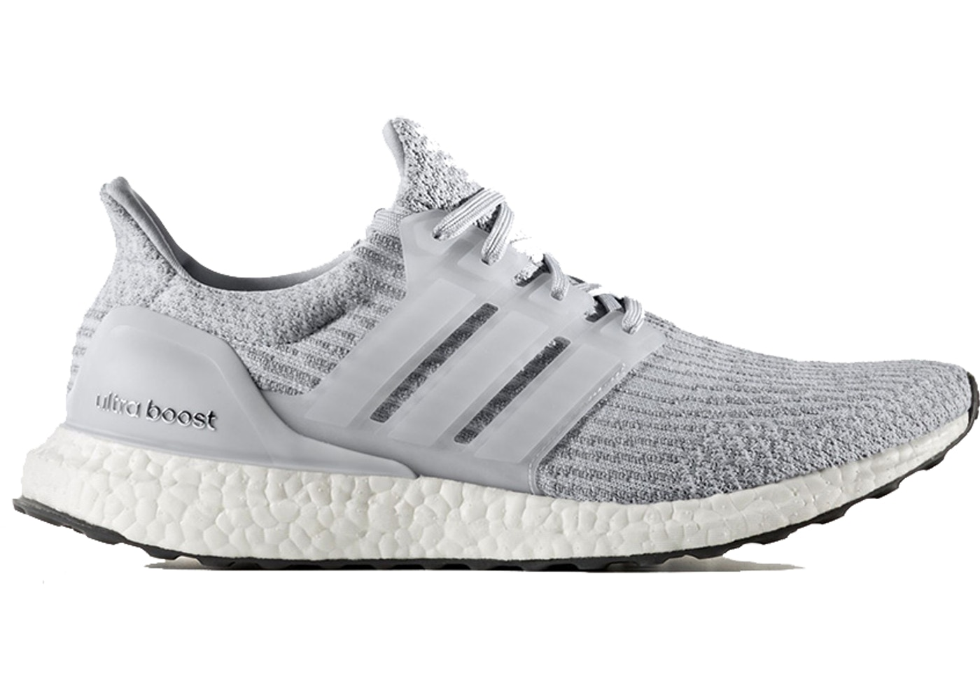 size 40 6d7d9 4ef01 adidas Ultra Boost 3.0 Clear Grey