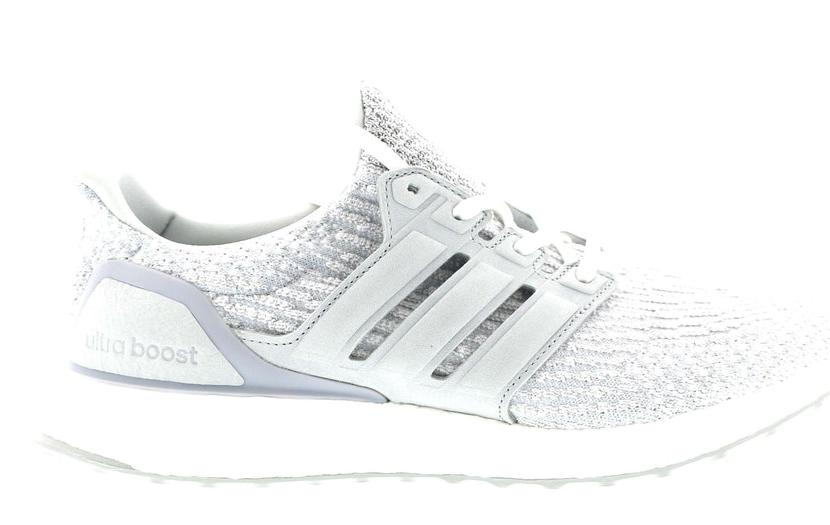 """Reigning Champ X Adidas Ultra Boost 3.0 """"Clear Grey"""" For Sale"""