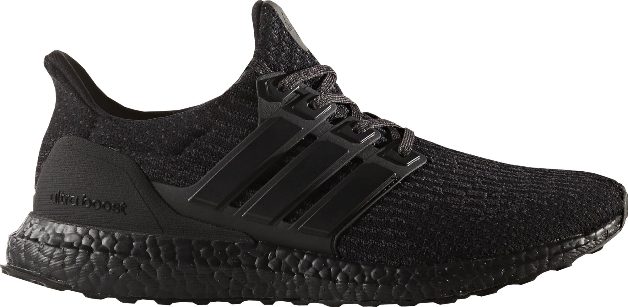 adidas Ultra Boost 3.0 Triple Black 2.0