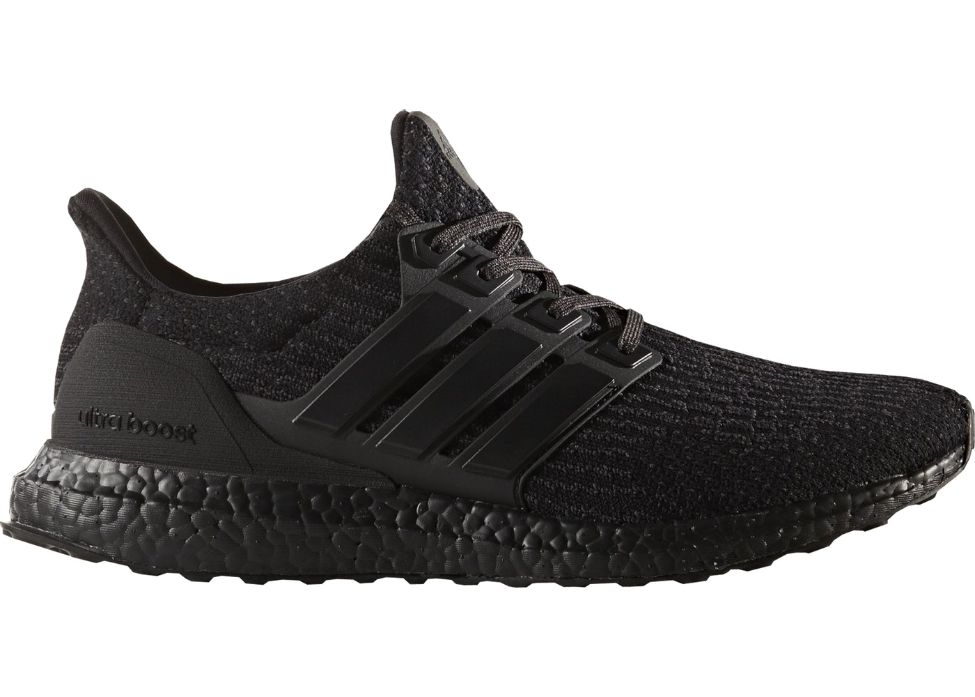 eea1993e2ae adidas Ultra Boost 3.0 Triple Black 2.0 - CG3038