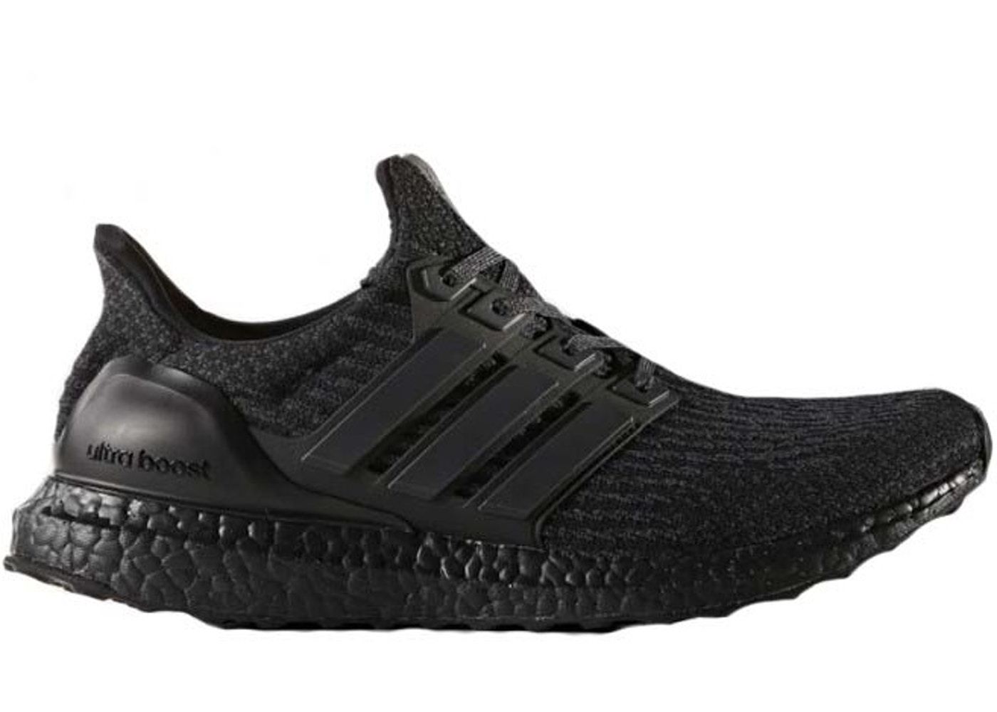 02f7cf5cfb4 adidas Ultra Boost 3.0 Triple Black - BA8920