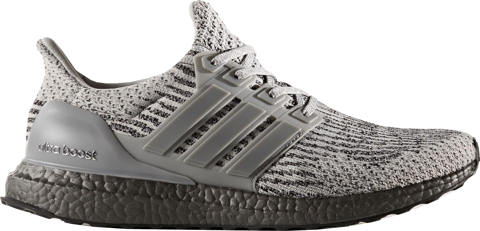 adidas Ultra Boost 3.0 Triple Grey