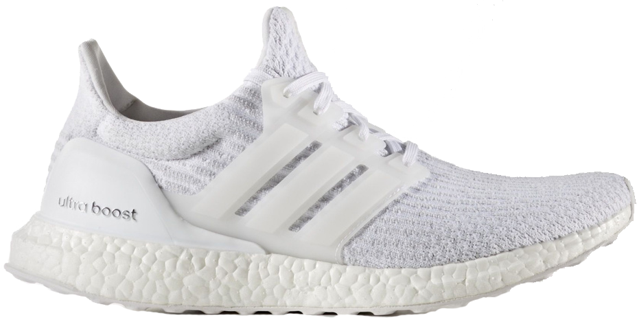 adidas Ultra Boost 3.0 Triple White