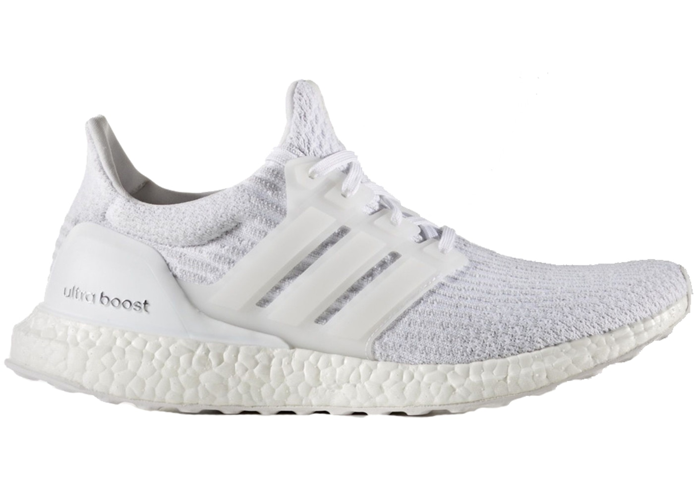 brand new 68c45 24e51 adidas ultra boost 3 0 triple white official