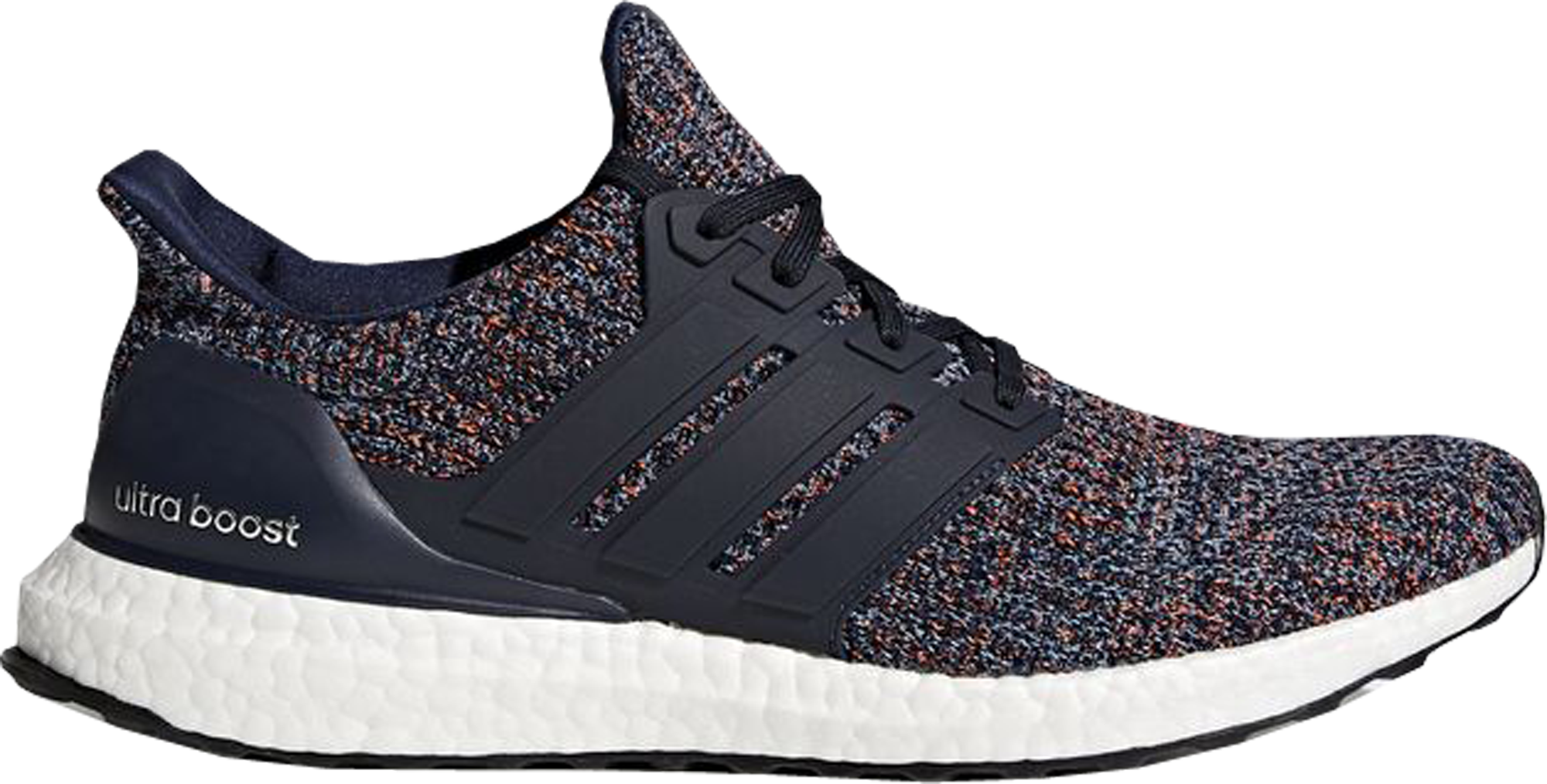 adidas Ultra Boost 4.0 Navy Multi-Color