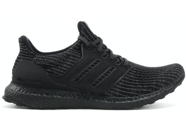 best sneakers 67392 32d16 adidas Ultra Boost 4.0 Triple Black