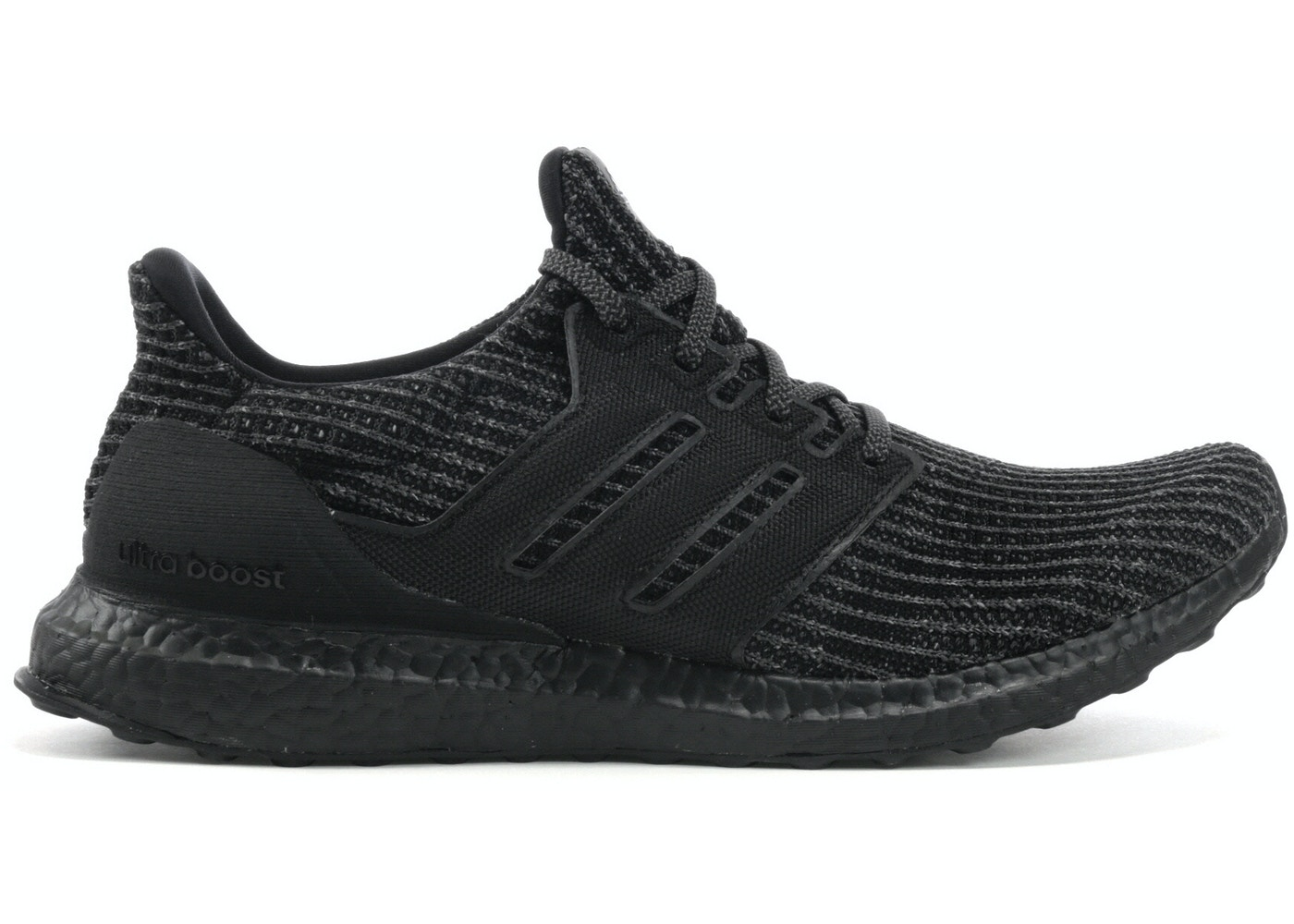 47ad500b572 adidas Ultra Boost 4.0 Triple Black - BB6171