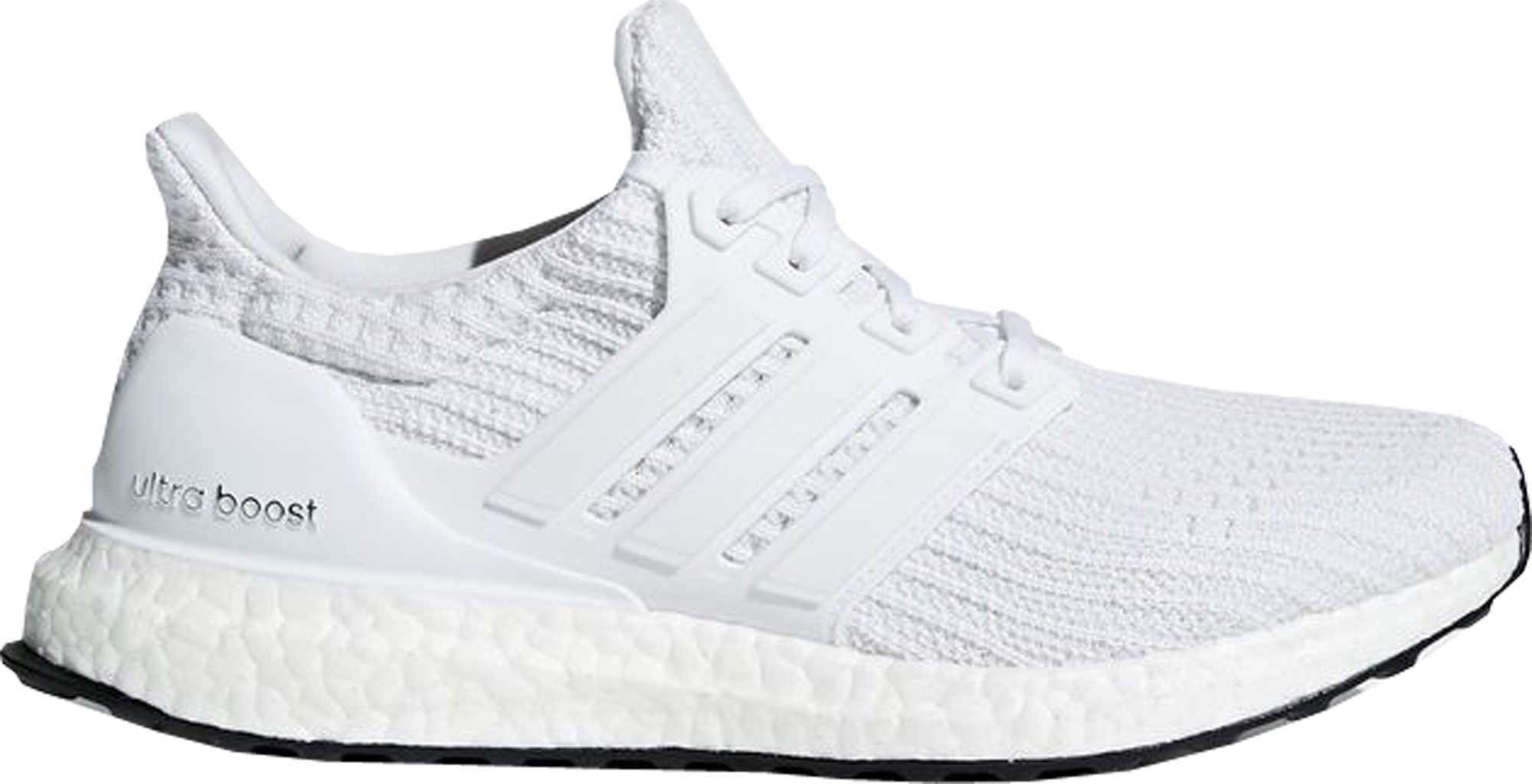adidas Ultra Boost 4.0 Triple White (W) -