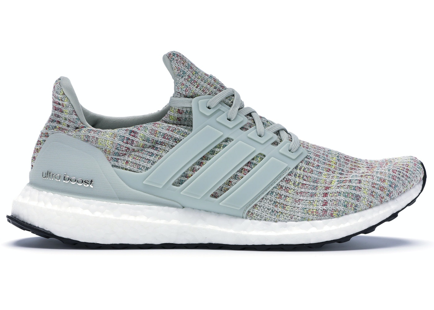 cheap for discount 7c741 dada2 adidas Ultra Boost 4.0 Grey Multi-Color