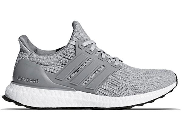 c08185f5a40 adidas Ultra Boost 4.0 Grey (W) - BB6150