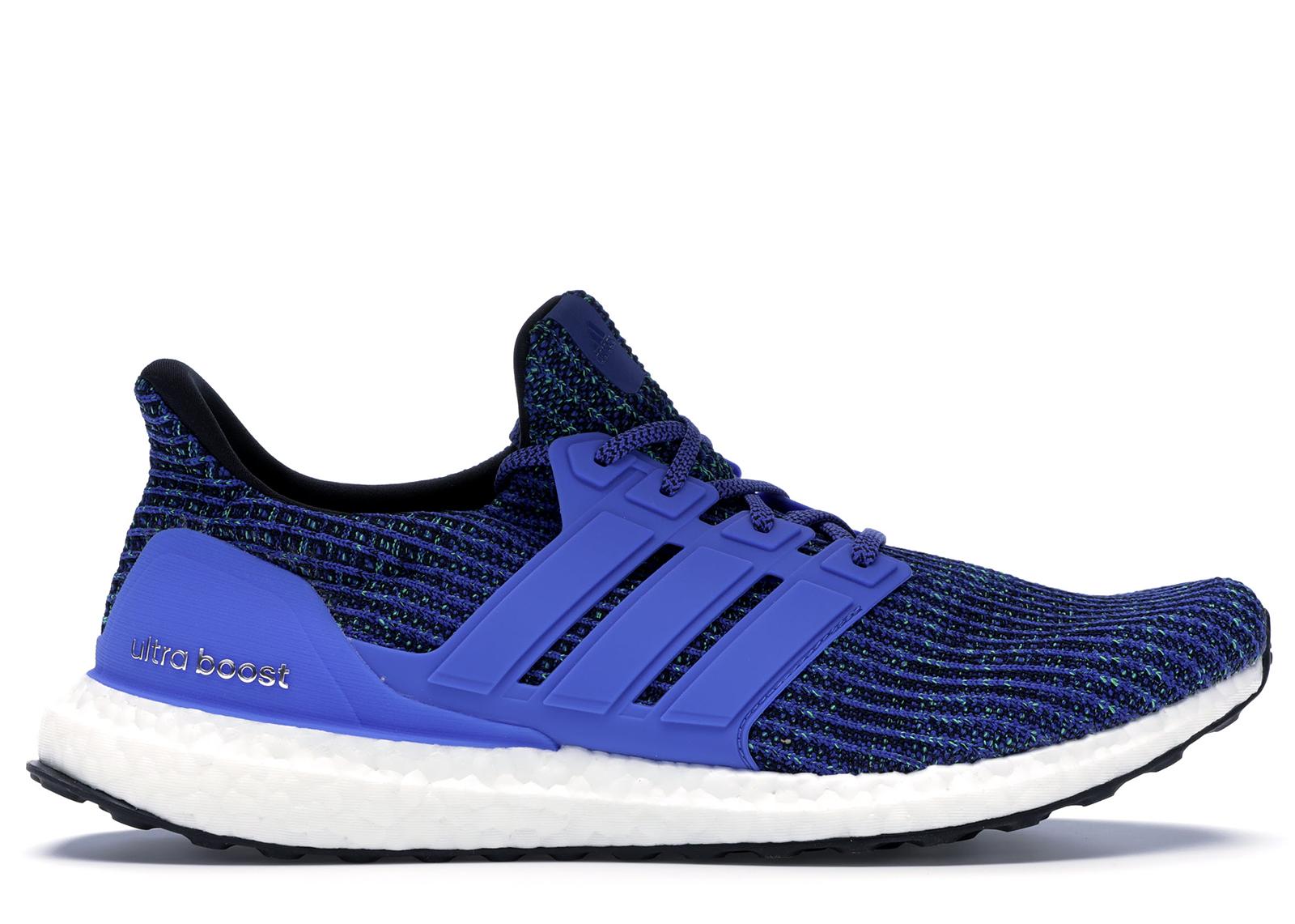 adidas Ultra Boost 4.0 Hi Res Blue