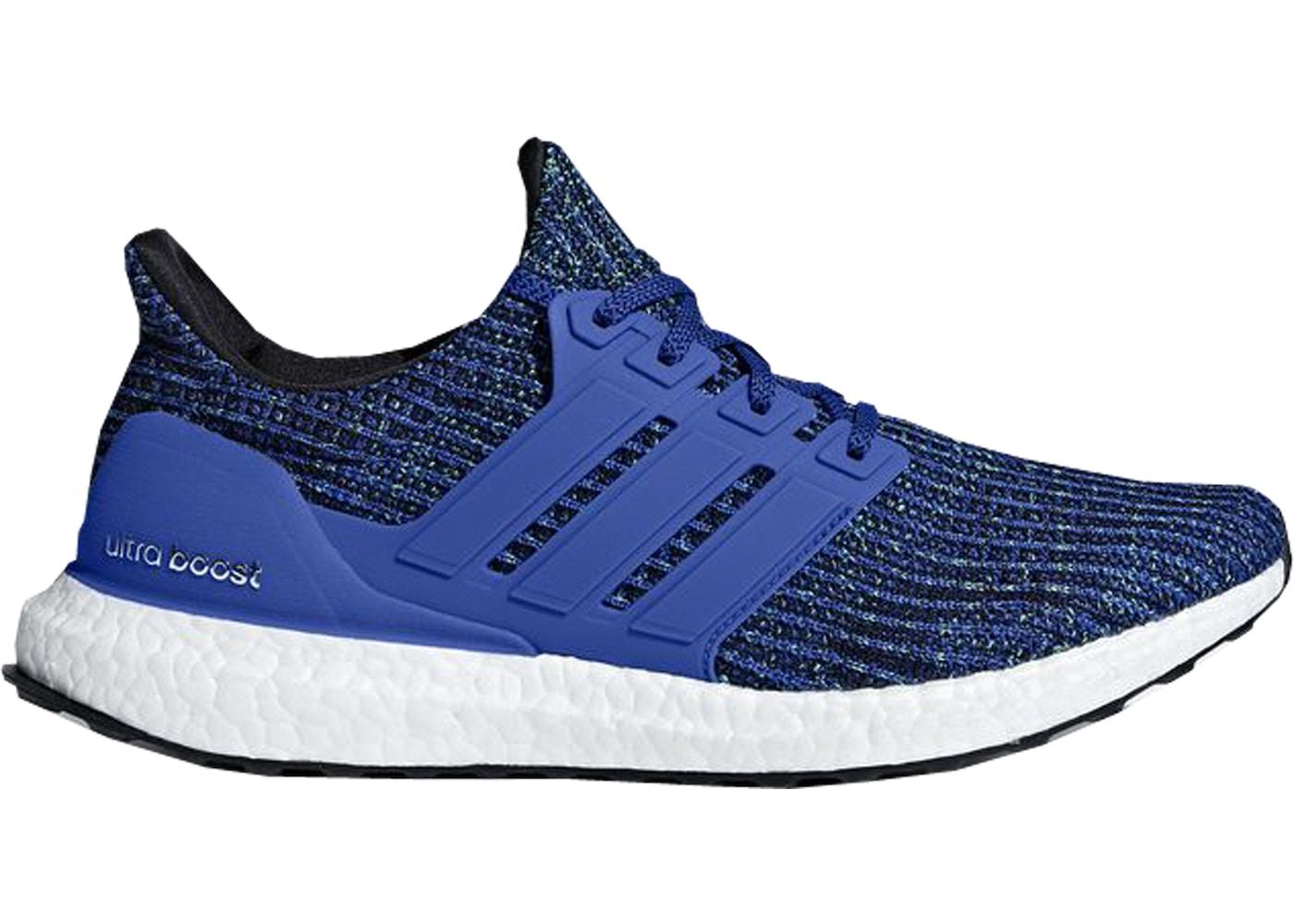 ultra boosts blue
