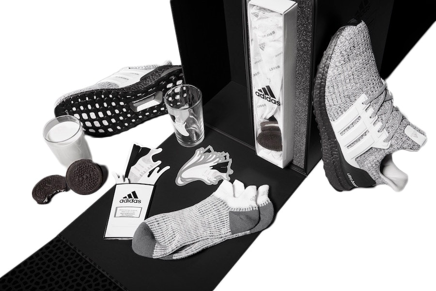 adidas Ultra Boost 4.0 Cookies & Cream (Special Box)