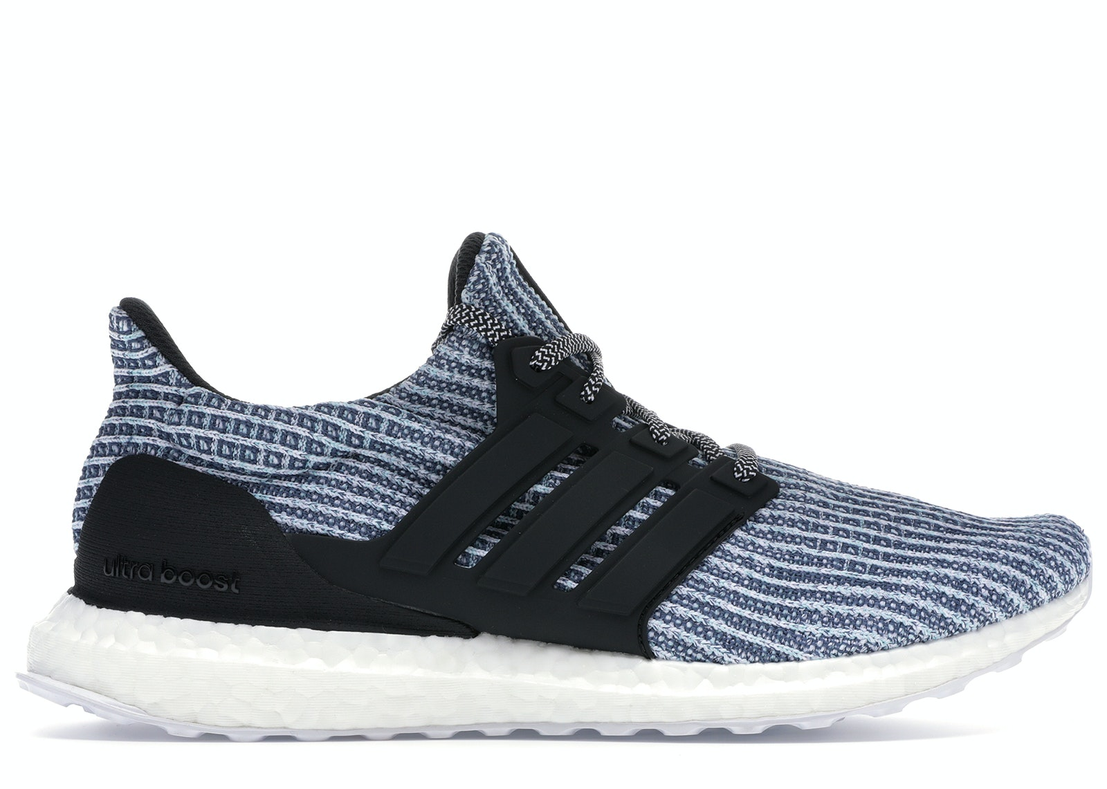 adidas Ultra Boost 4.0 Parley Carbon Blue Spirit