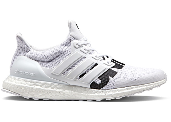 b8563021e adidas Ultra Boost 1.0 UNDFTD White - BB9102