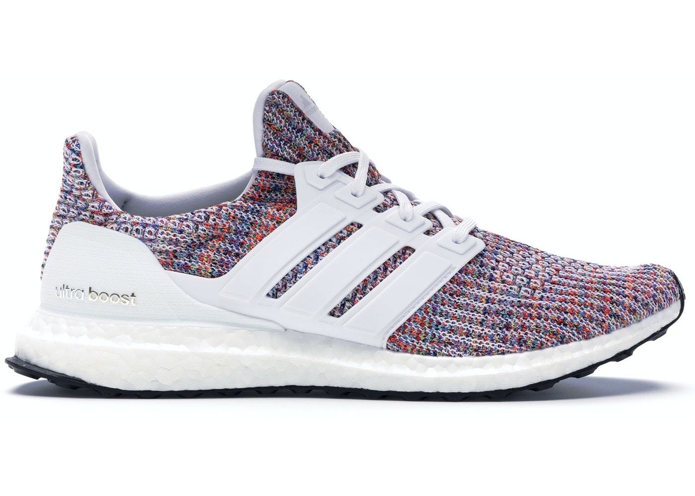 041c260d67a adidas Ultra Boost 4.0 White Multi-Color - CM8111