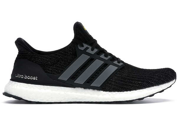 40e00c54004b adidas Ultra Boost 5th Anniversary Black - BB6220