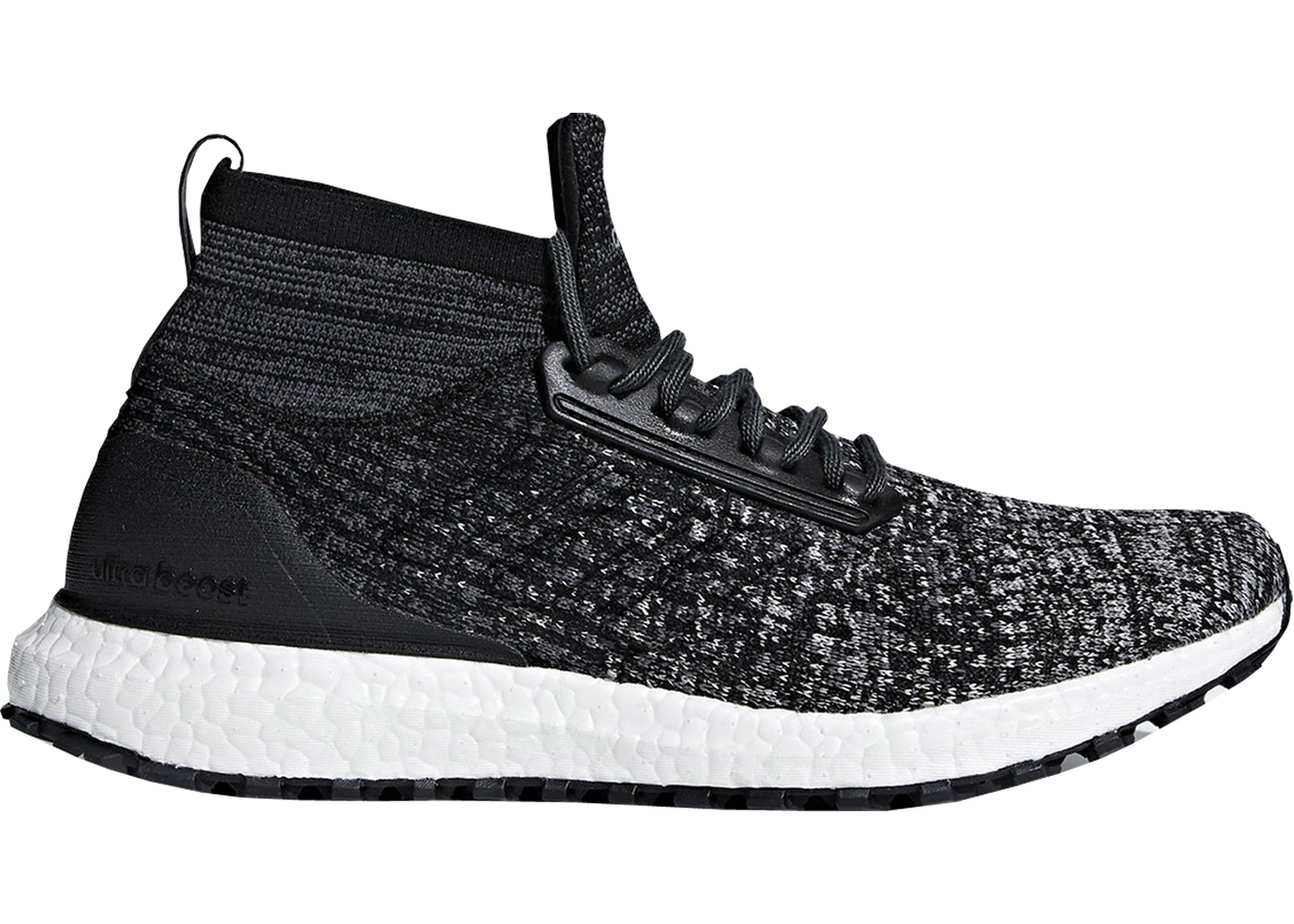 best sneakers d344c 799a5 adidas Ultra Boost ATR Mid Reigning Champ Black