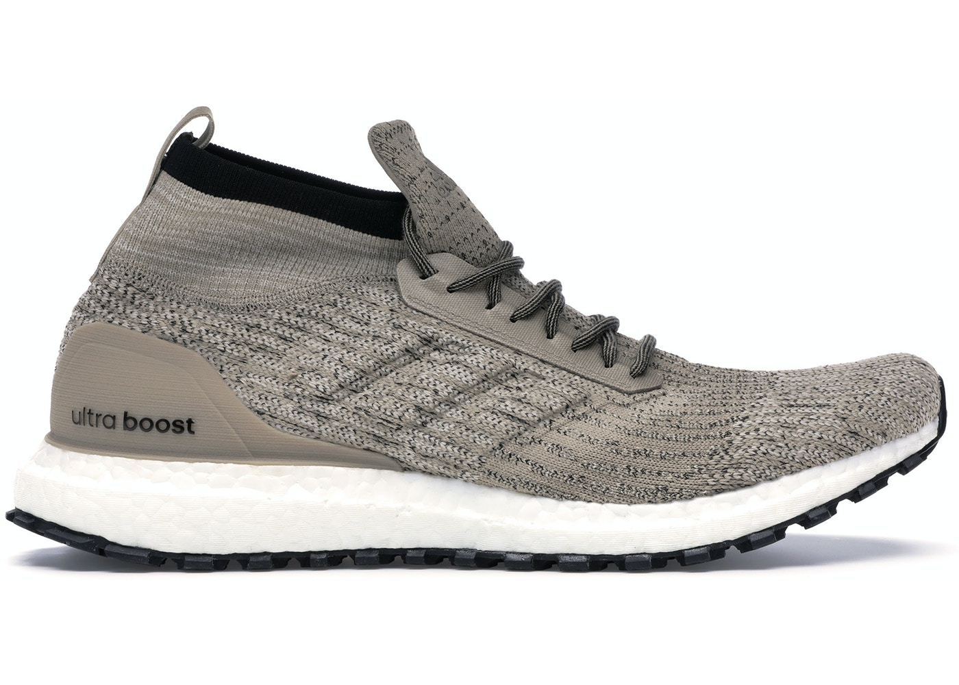 thoughts on designer fashion 100% authentic adidas Ultra Boost ATR Mid Trace Khaki