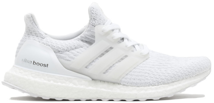 adidas Ultra Boost 1.0 All White (Youth