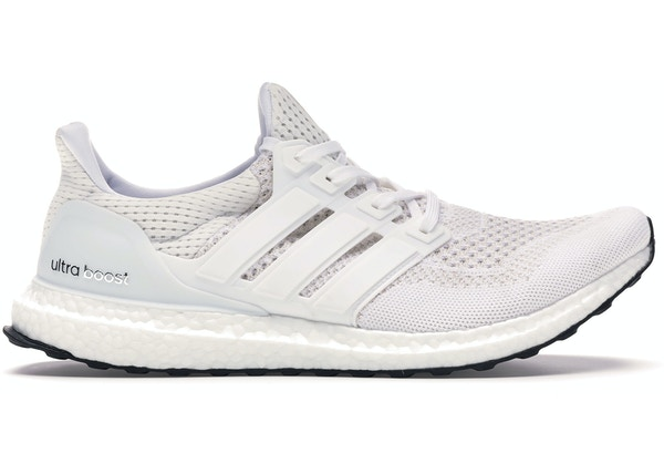 promo code 14e8a 27a77 adidas Ultra Boost 1.0 All White - S77416