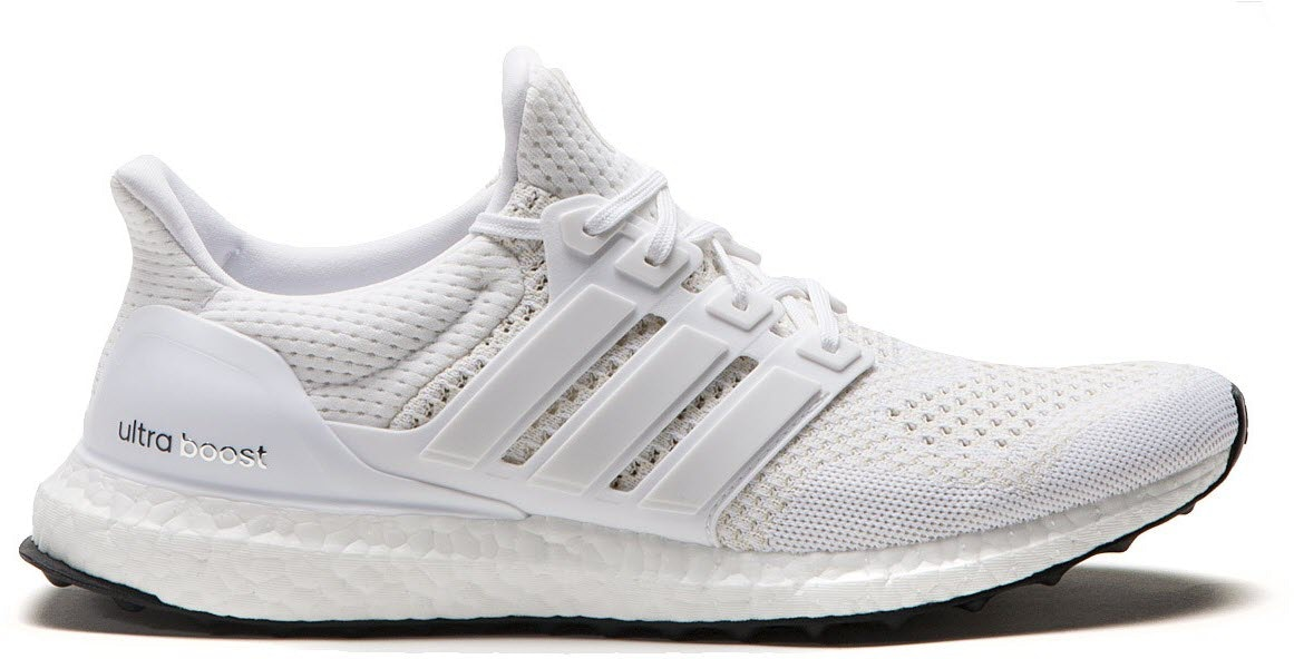 adidas Ultra Boost 1.0 All White