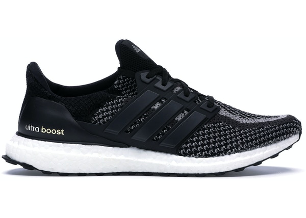 free shipping 574a9 461e8 adidas Ultra Boost 2.0 Black Reflective