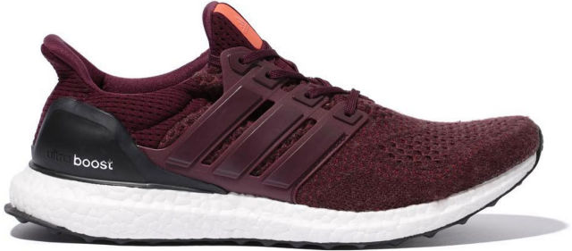 adidas Ultra Boost 1.0 Burgundy