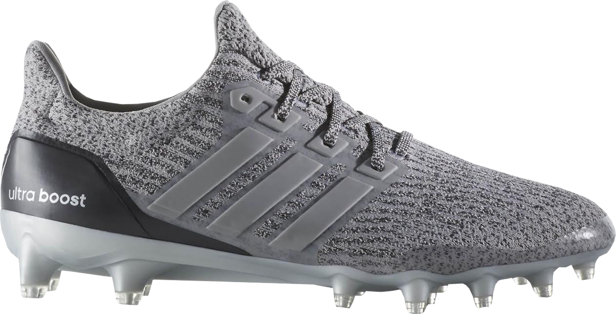 adidas Ultra Boost 3.0 Cleat Silver Pack