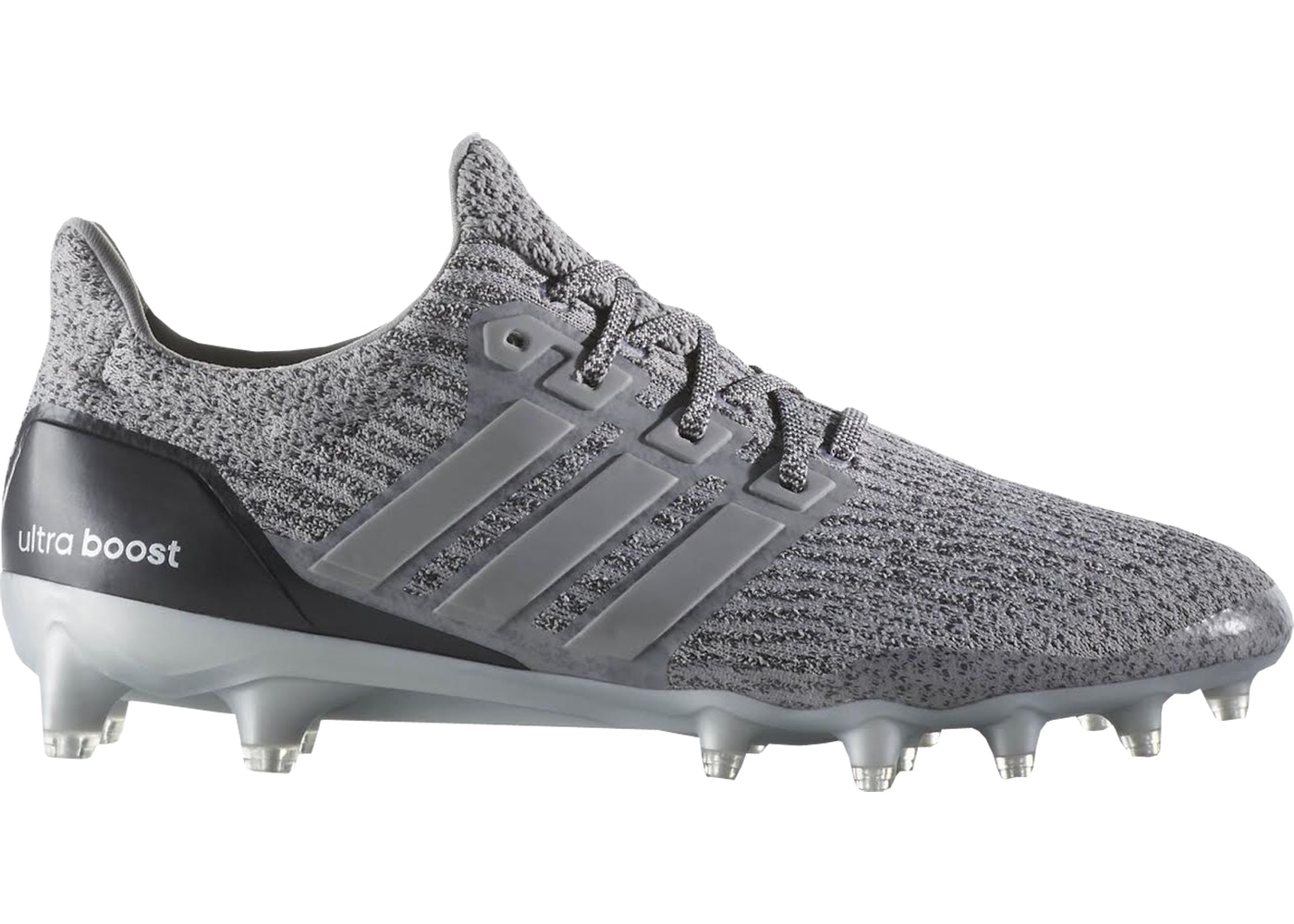 398a87f3c4e adidas Ultra Boost 3.0 Cleat Silver Pack - CG4813