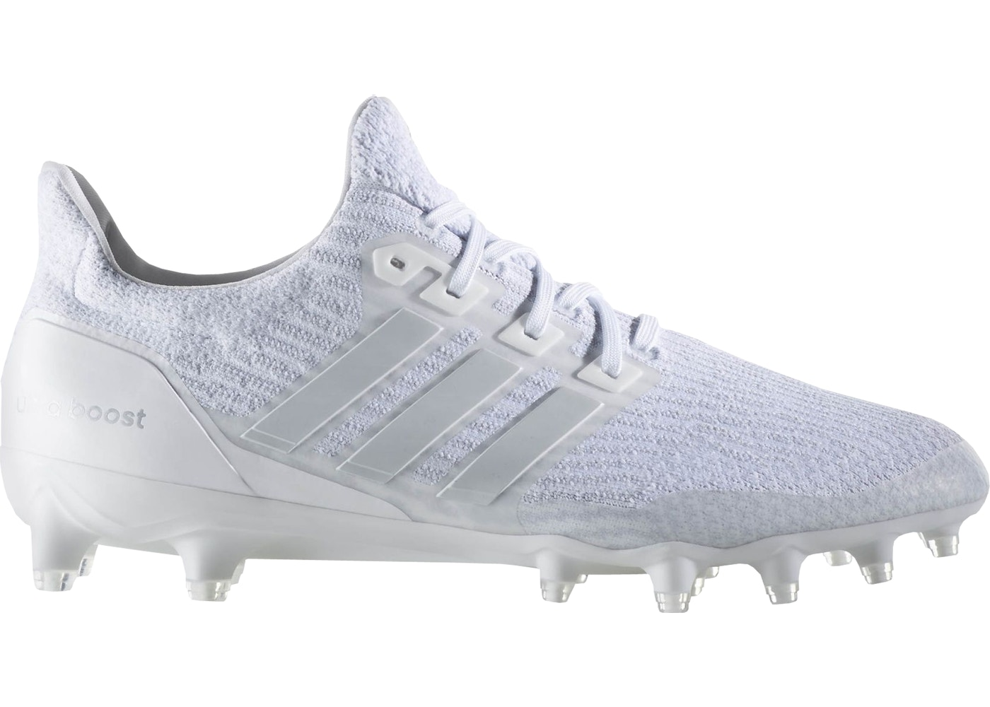 adidas ultra boost white cleats