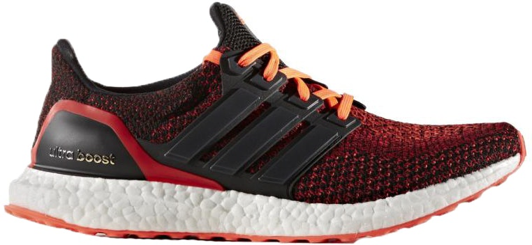adidas shoes high tops red and black. adidas ultra boost core black solar red shoes high tops and d