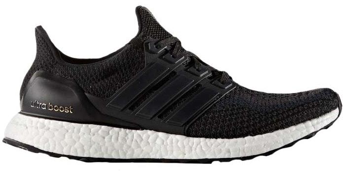 adidas Ultra Boost 2.0 Core Black White